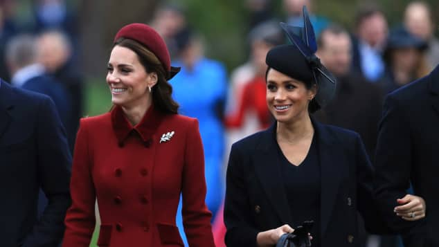 Duchess Meghan and Duchess Catherine cyber bullying online