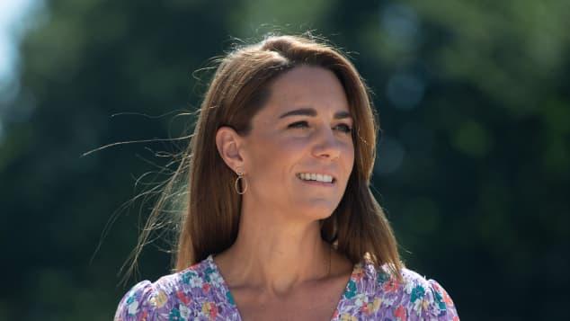 Kate Middleton rinde un conmovedor homenaje a la memoria de un pequeño de 9 años