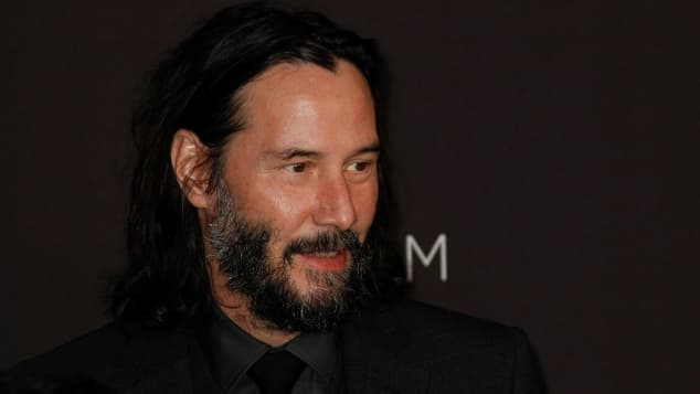 May 21 2021 is officially deemed 'Keanu Reeves Day'.