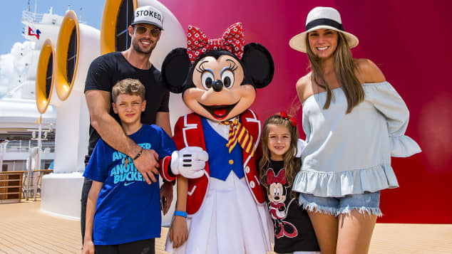 William Levy y familia