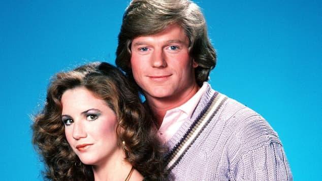 Melissa Gilbert y Dean Butler