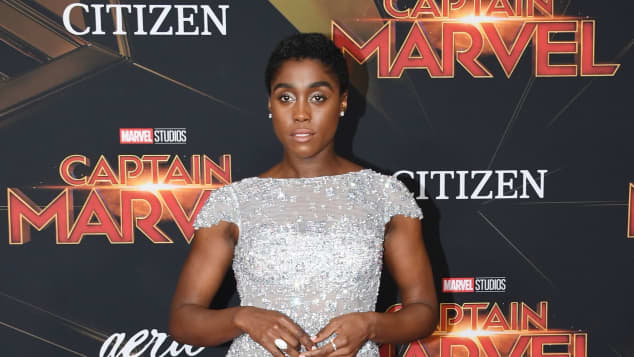 """Lashana Lynch talks about giving her """"007"""" character ambition in the new James Bond movie"""