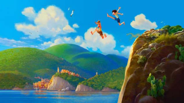 Disney y Pixar anuncian su nueva película, 'Luca'