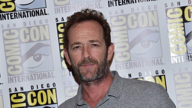 Luke Perry San Diego Comic Con