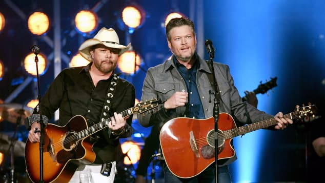 Male Country Music Stars Quiz