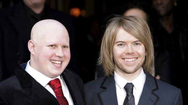 Matt Lucas and Kevin McGee