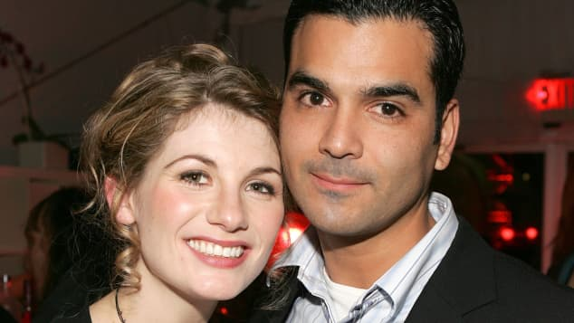 Jodie Whittaker and Christian Contreras