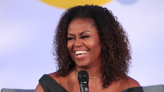 Michelle Obama announces a new Instagram TV series