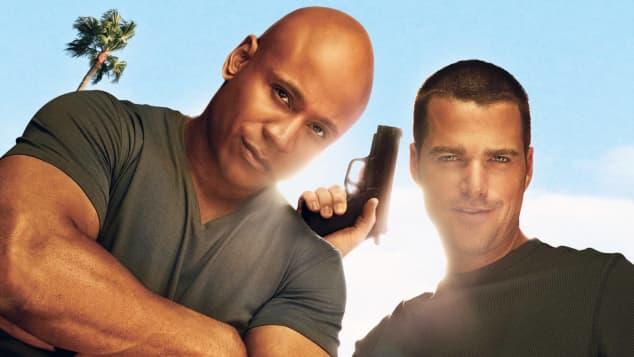 LL Cool J y Chris O'Donnell protagonizan 'NCIS: L.A.'.