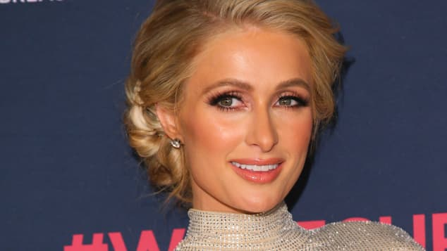 "Paris Hilton attends the Women's Cancer Research Fund's (WCRF) ""An Unforgettable Evening"" benefit gala at the Beverly Wilshire Hotel in Beverly Hills, California, on February 27, 2020"