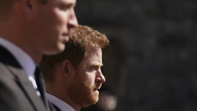 Lip Readers Reveal What Prince William and Harry Talked About After Funeral