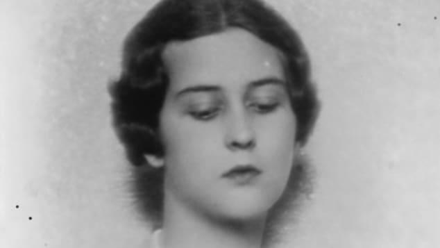 La Princesa Cecilia de Grecia