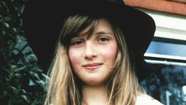 Diana Frances Spencer (Young Princess Diana)