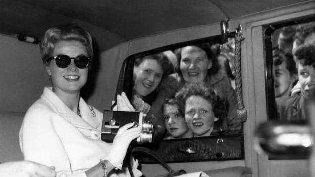 Grace Kelly (Princess Grace of Monaco)