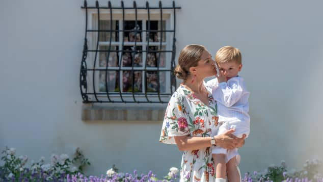 Princess Victoria Celebrates her Birthday on July 14th, 2019