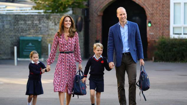 El príncipe William habla sobre educar a sus hijos en casa durante la pandemia