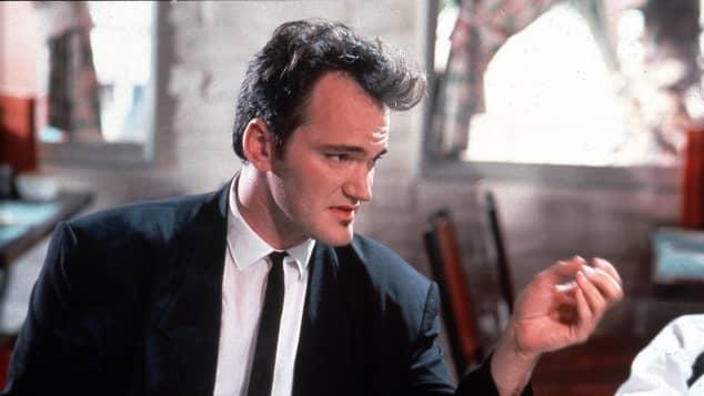 Quentin Tarantino en 'Reservoir Dogs'