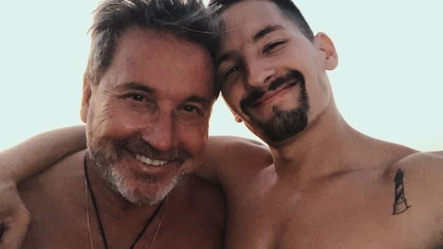 Ricardo Montaner y Mauricio Montaner