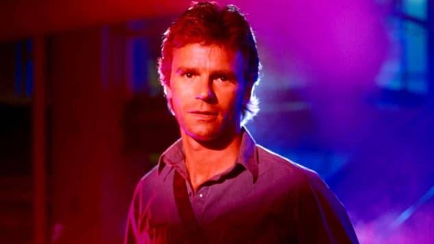 Richard Dean Anderson en una imagen promocional de la serie 'MacGyver'