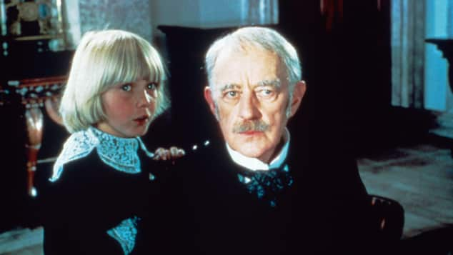 """Sir Alec Guinness as """"""""Earl of Dorincourt"""""""