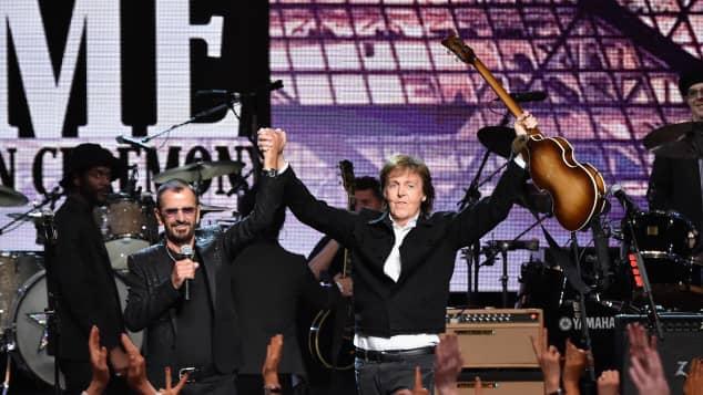Ringo Starr celebrará su cumpleaños 80 con concierto virtual junto a Paul McCartney