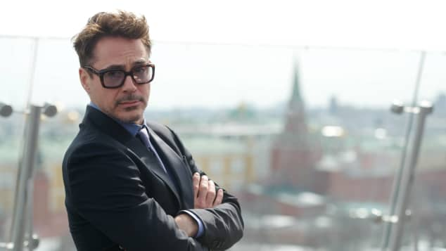 Robert Downey Jr. Quiz