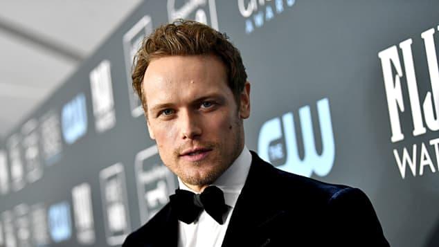 Sam Heughan elegido como favorito para ser el próximo James Bond