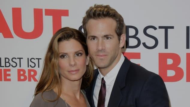 Sandra Bullock y Ryan Reynolds