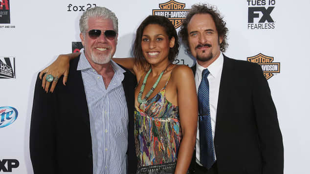'Sons of Anarchy' Cast