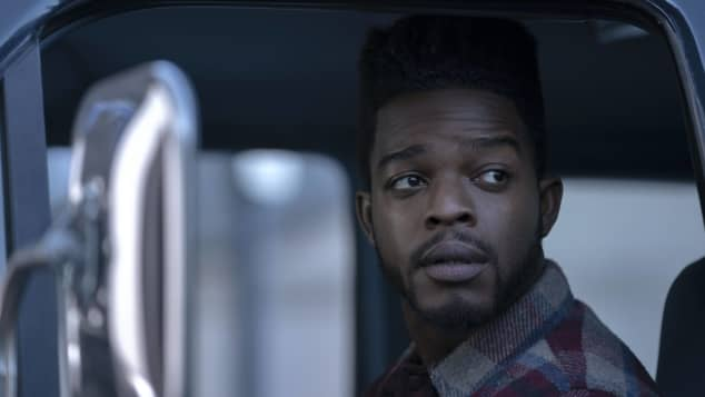 Stephan James in 'If Beale Street Could Talk'