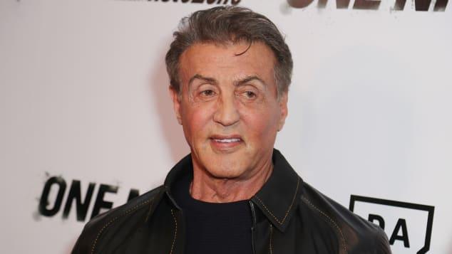 Sylvester Stallone en 2019