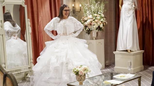 """""""Amy"""" on 'The Big Bang Theory'"""