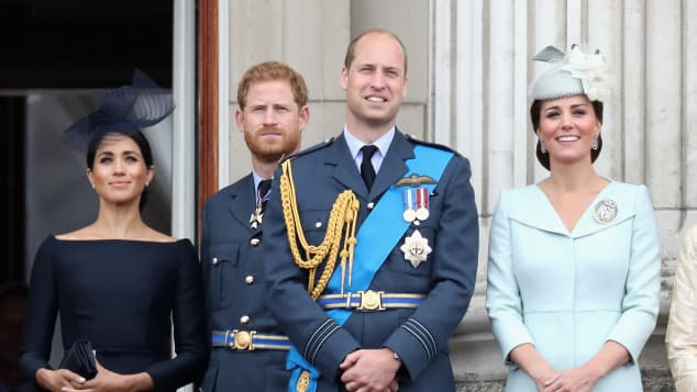 Duchess Meghan, Prince Harry, Prince William and Duchess Catherine - This is when the Fab Four will be back together again