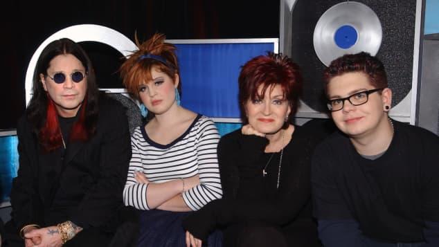 La familia Osbourne