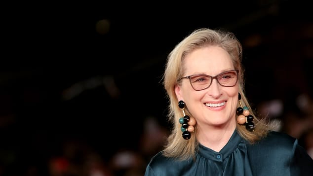 Through The Years With Meryl Streep