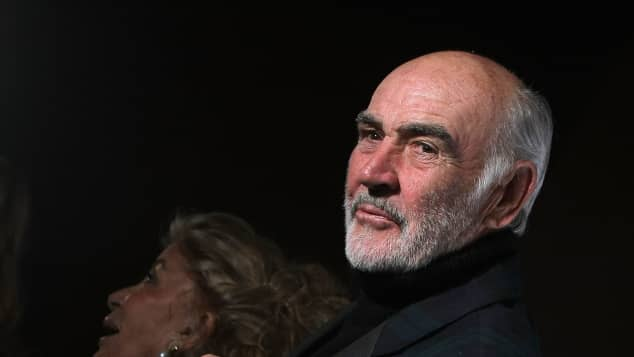 Through The Years With Sean Connery