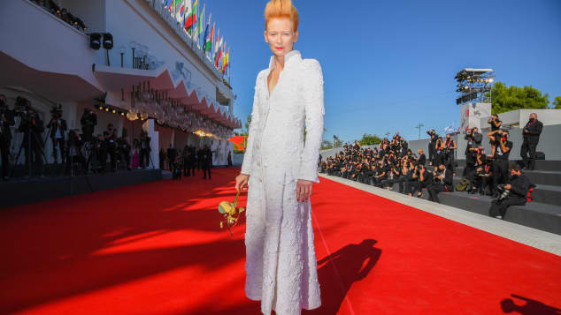 Bravely Coming Out: Tilda Swinton Is Queer