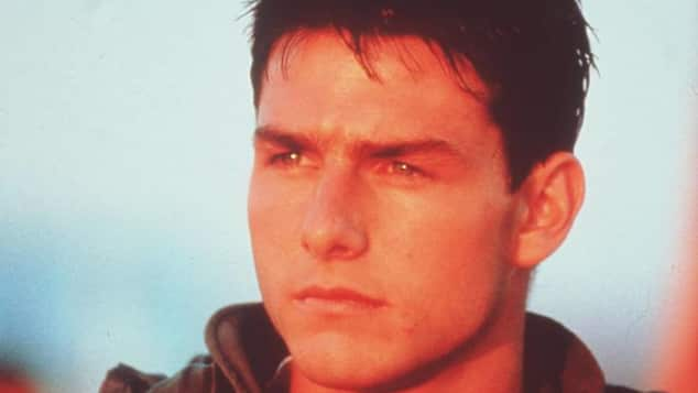 "Tom Cruise played the iconic character of ""Pete 'Maverick' Mitchell"" in Top Gun"