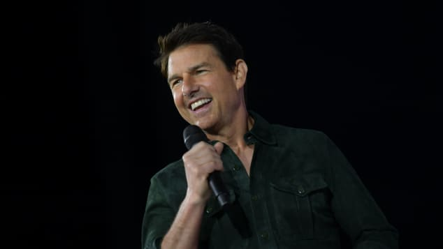 Tom Cruise dropped the trailer for Top Gun: Maverick on stage at the annual Comic Con in San Diego, California.