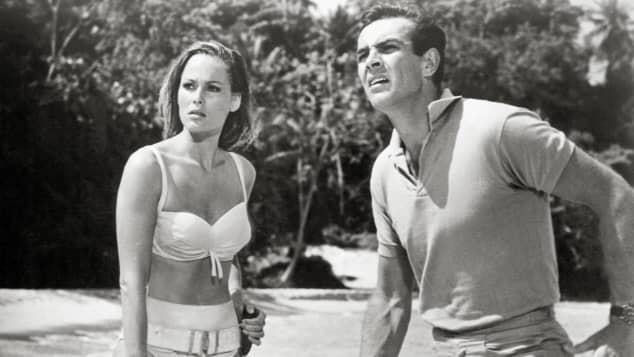 "Ursula Andress: The Legendary ""Bond"" Girl Today"