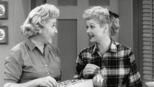 When Lucille Ball and Vivian Vance Said Goodbye For The Last Time