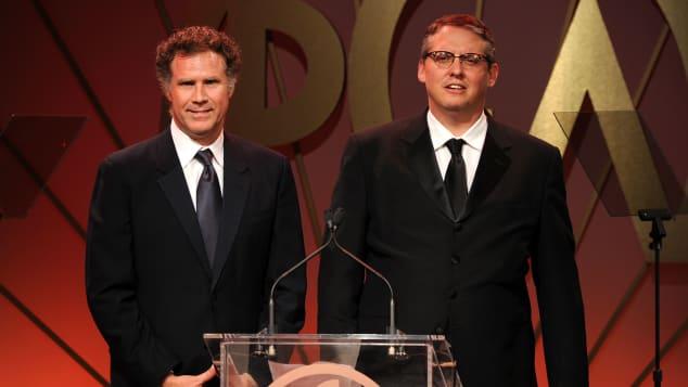 Will Ferrell and Adam McKay