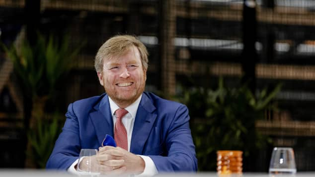 Through the Years With Willem-Alexander of the Netherlands