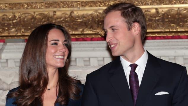 El príncipe William confiesa cuál ha sido el peor regalo que le ha dado a Kate Middleton