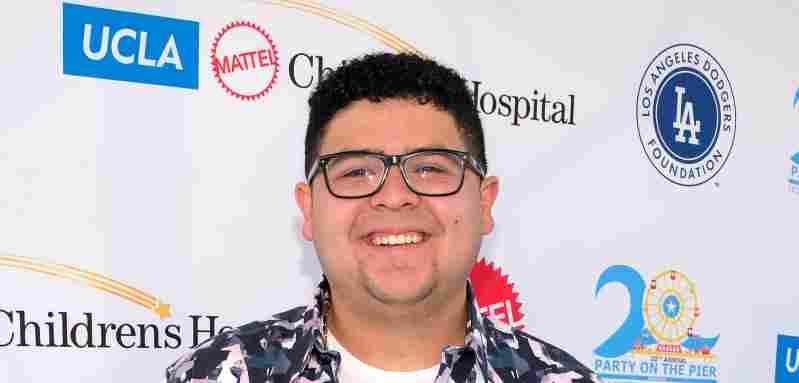 Rico Rodriguez, protagonista de 'Modern Family'