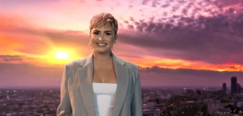 Demi Lovato Shares How Changing Her Habits Helped Her Lose Weight