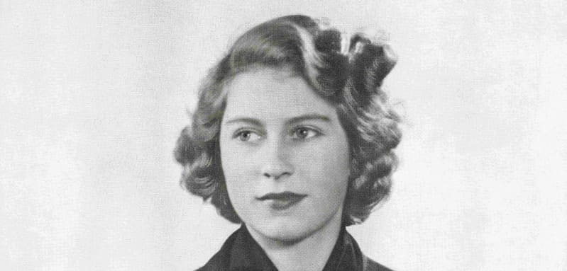 Queen Elizabeth Made History When She Was 14