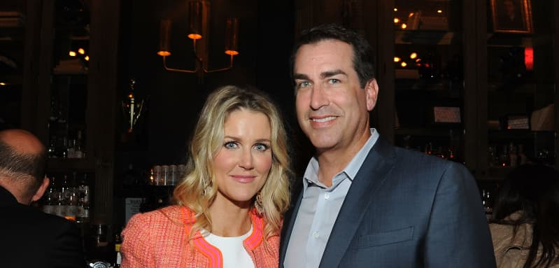 Rob Riggle Found A Hidden Camera Allegedly Left By Ex-Wife!
