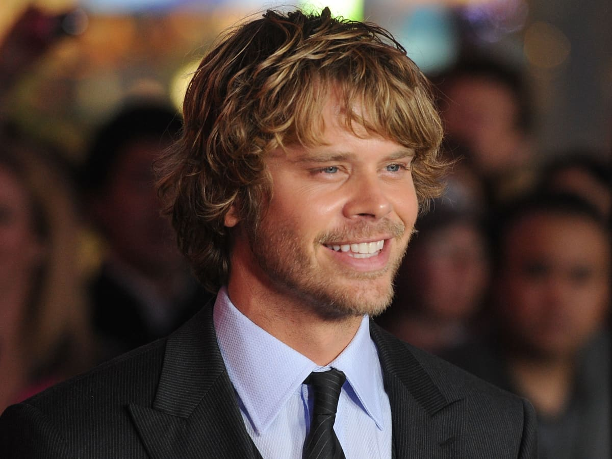 Who is eric olsen married to