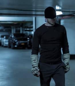 Escena de la serie 'Daredevil'